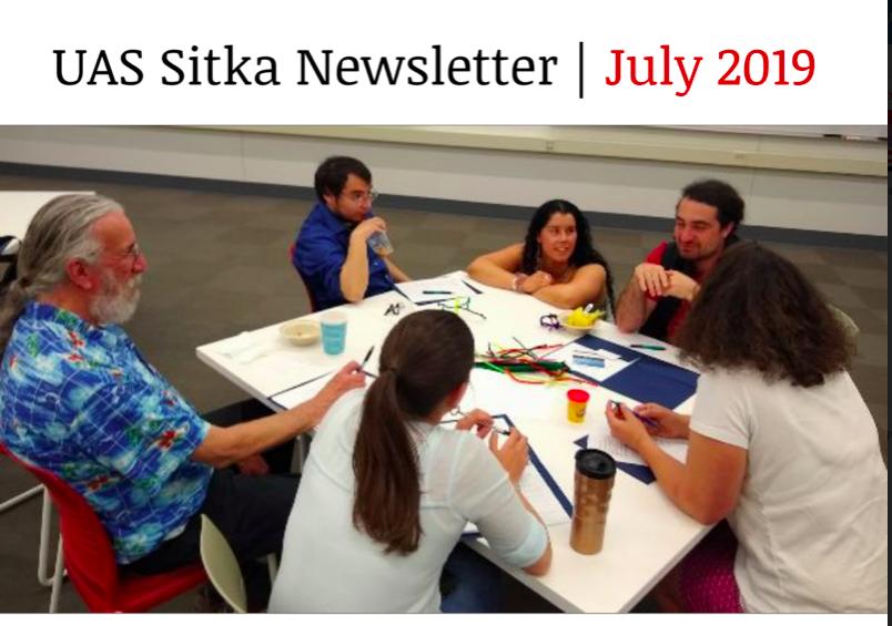UAS Sitka Newsletter - July 2019