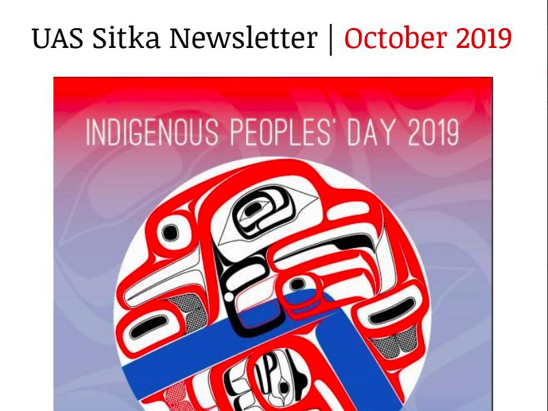 UAS Sitka Newsletter - October 2019